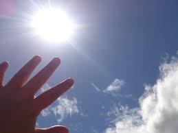 沖縄市の暑い夏