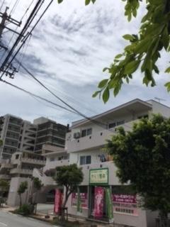 沖縄市高原 暑い