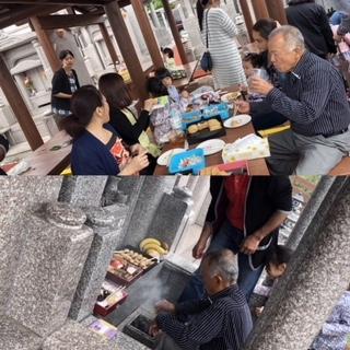 沖縄の清明祭